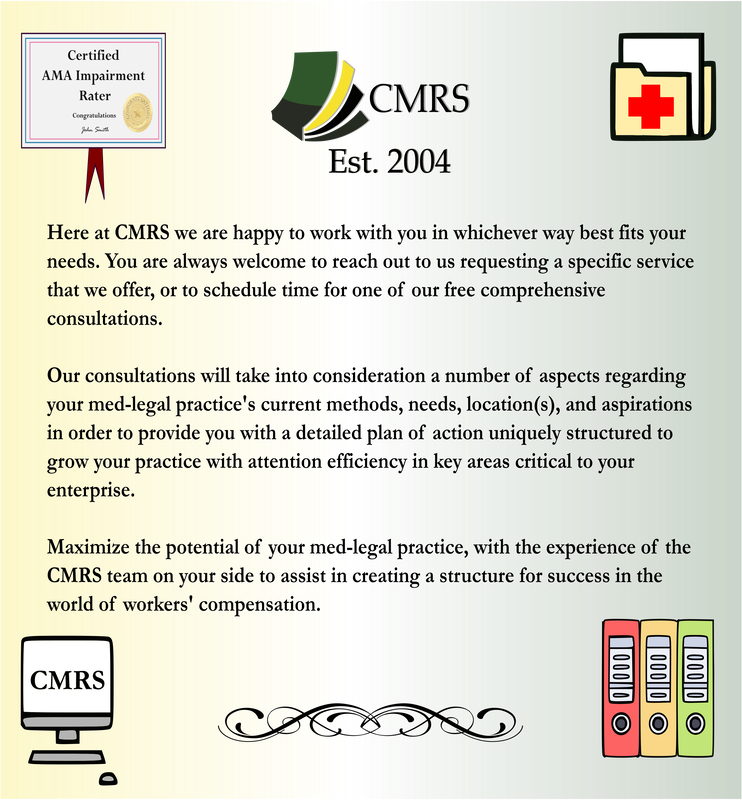 CMRS Description